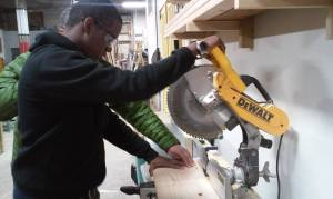 Durvell and the Circular Saw